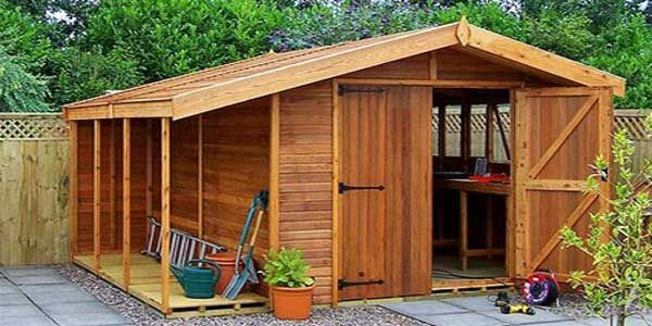 cheshire sheds