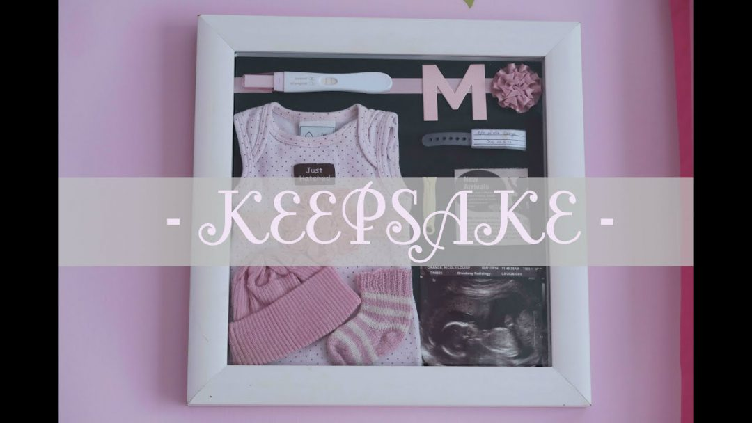 Fresh Keepsake Ideas and How to Keep Them Secured